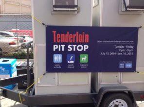 Tenderloin-pitstop