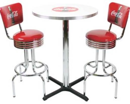 Coke Table