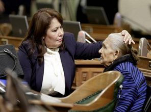 Endorsed by Greens, Los Angeles Assemblymember Patty Lopez has now aligned with Republicans