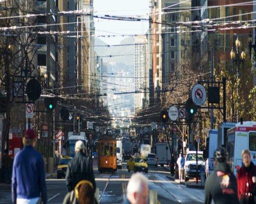 San Francisco's Mid-Market Street