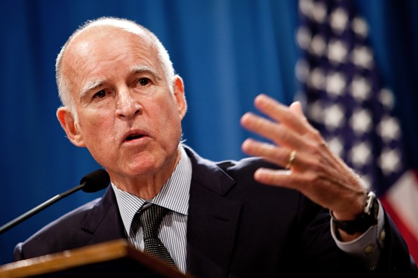 CA Governor Jerry Brown vetoed new affordable housing funding