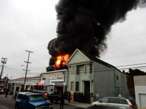 Nov. 6 fire at 16th and Shotwell in SF's Mission District