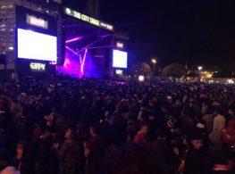 Free Friday Night Concert at Super Bowl City