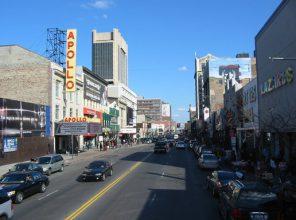 125th Street in historic Harlem