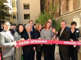 Opening of Mercy Housing's senior housing above St. Anthony's is part of the Tenderloin's ever expanding nonprofit owned housing supply