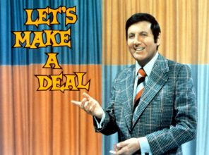 LET'S MAKE A DEAL, Host Monty Hall, 1963-76