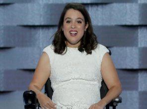 Disability Rights Activist Anastasia Somoza