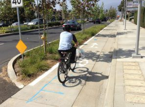 Rosemead Boulevard, Temple City, California. Photo: Streetsblog L.A.