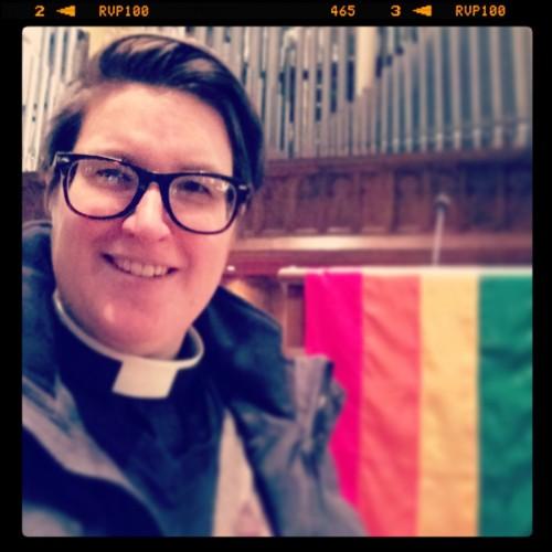 Reverend Megan Rohrer
