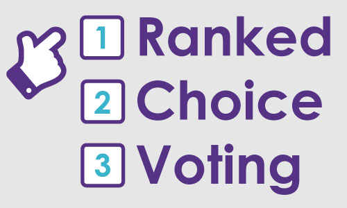 Image result for Ranked Choice Voting
