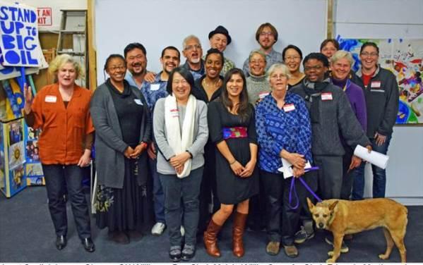The 2016 RPA Steering Committee