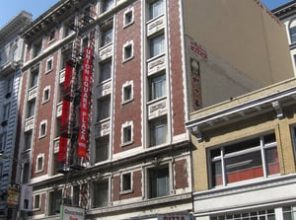 The Union Square Plaza Hotel, 432 Geary, is one of 6 hotels seeking to convert