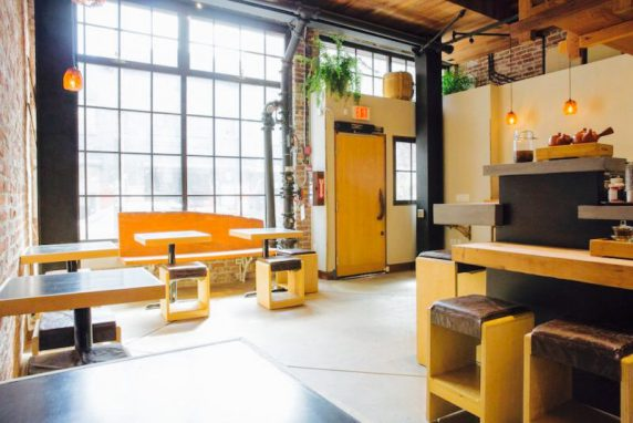 The Tenderloin's Onsen Spa and Tea Room opened in late 2016