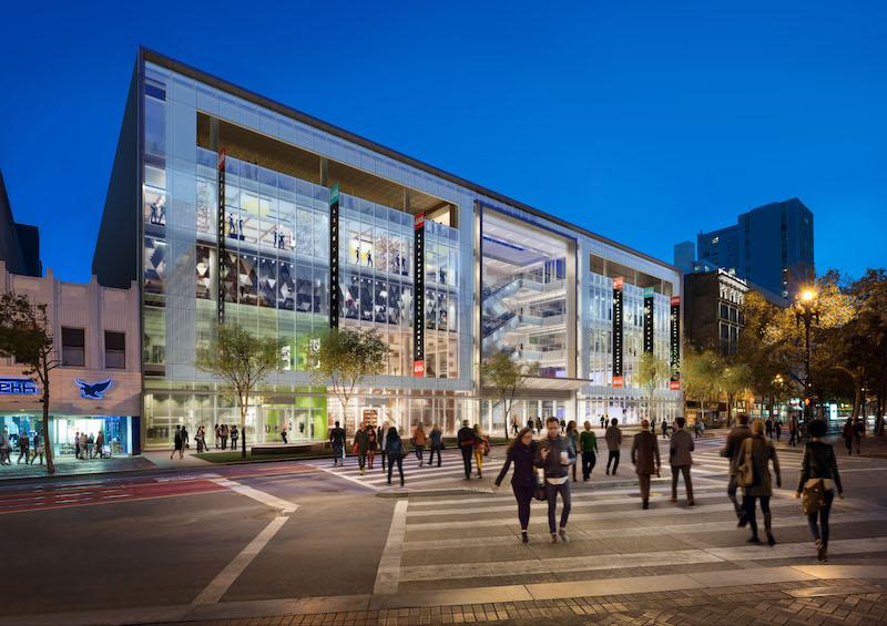 City Delays Preceded the New 6x6 Retail Center in Mid-Market