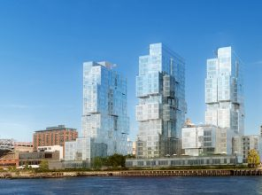 The 2005 upzoning of the Williamsburg waterfront