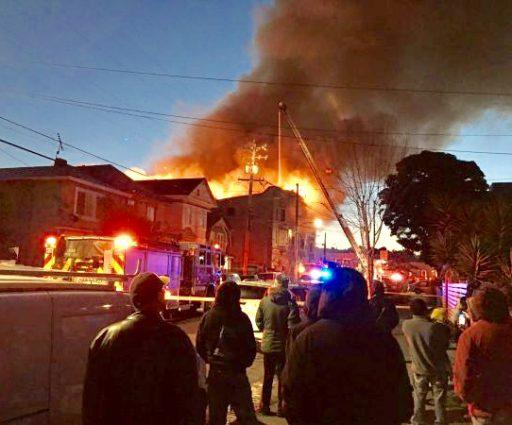 The fatal West Oakland fire