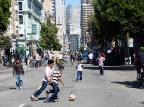 SFMTA Puts Tenderloin Kids at Risk