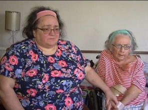Beatriz and Betty Rose Allen face OMI eviction from 1642 Church